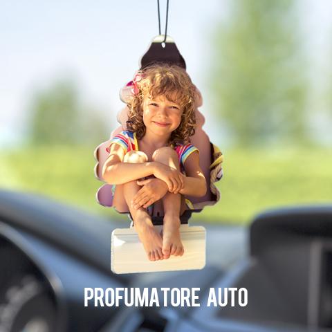 Profumatore per auto
