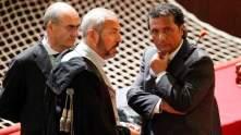 Avv. Massimiliano Gabrielli e Francesco Schettino