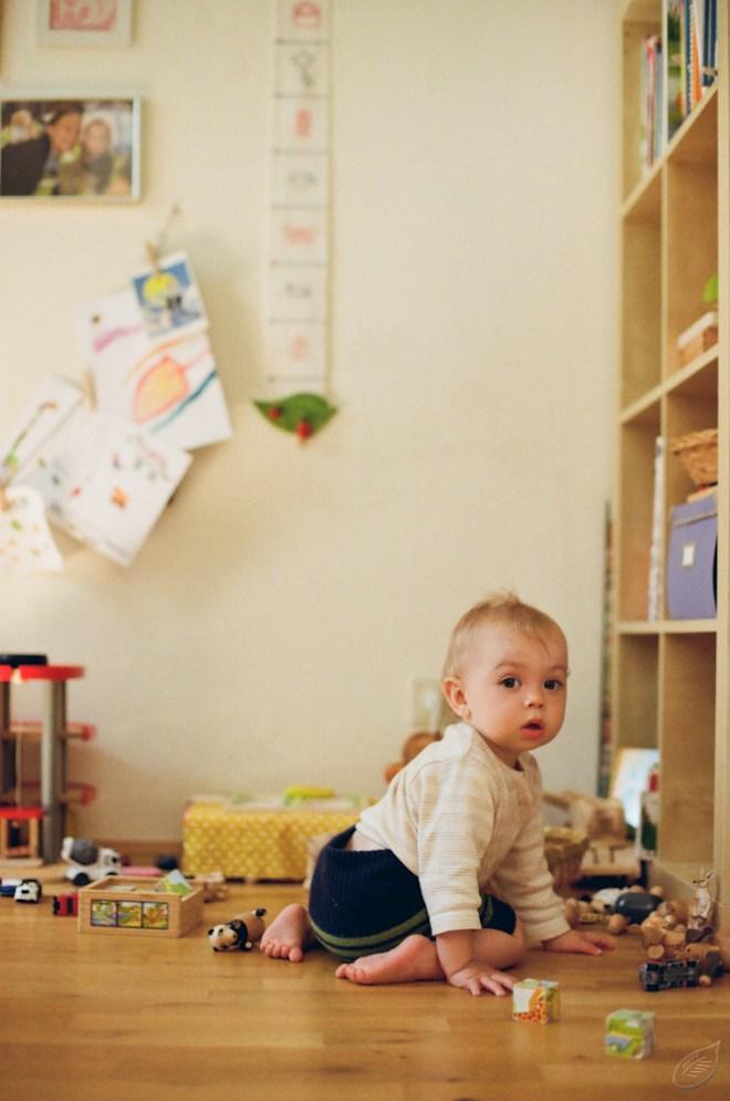 Baby, Kinderzimmer