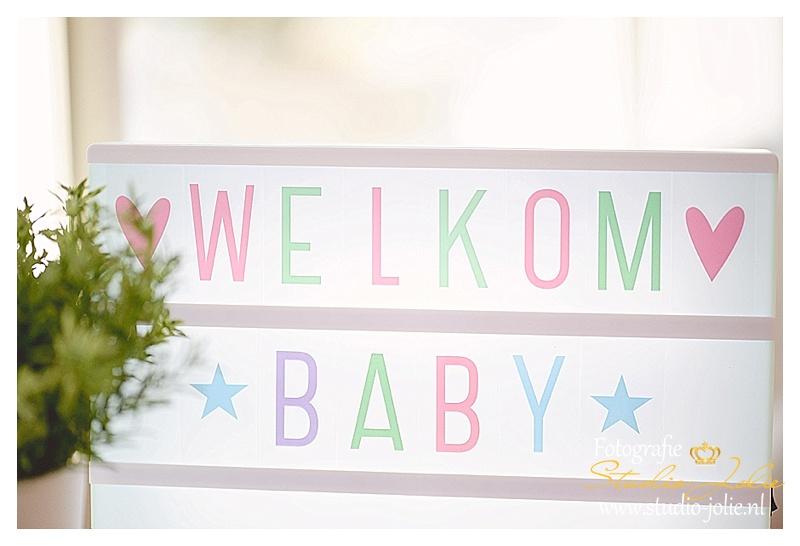 welkom baby