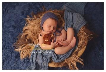 newborn shoot jongen