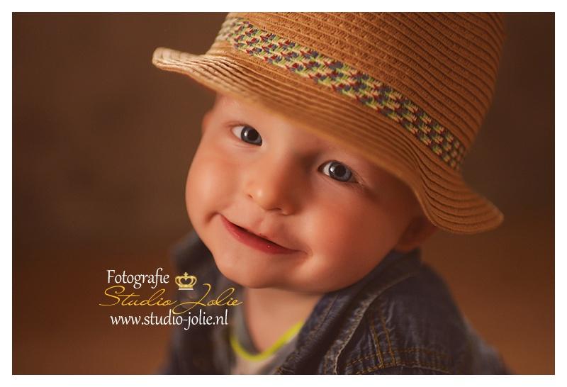portretfoto kind jongen