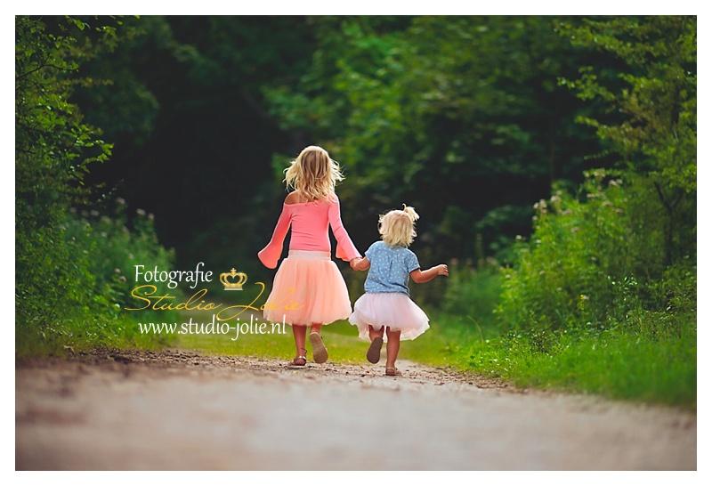 zusjes fotoreportage