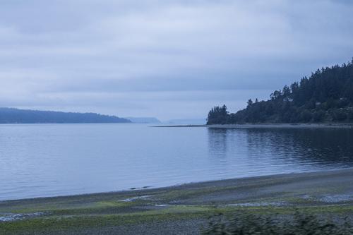North coastline