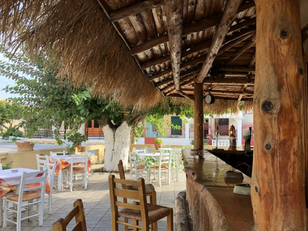Pigi outdoor taverna