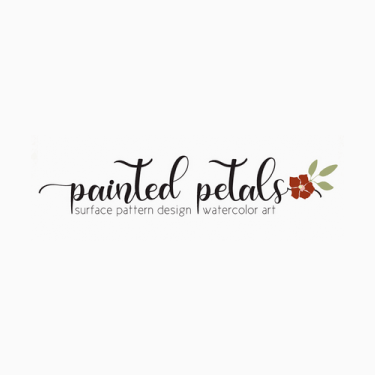 Painted Petals Logo