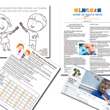 Newsletter and Patient Handouts for Dentist