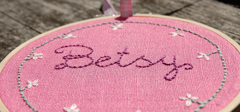 embroidered baby names