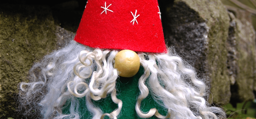 Studio Paars - kerst kabouter maken - make a christmas gnome (header)