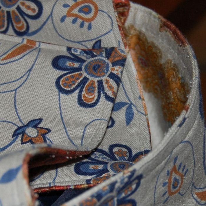 detail van breitas naaien door studio paars