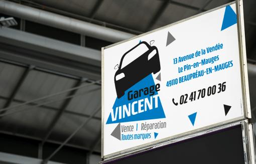 Communication Garage Vincent
