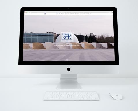 Site Internet pour négociants de matériaux