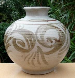 Paul Barron 1940s vase