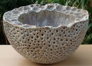 Alan Wallwork large bowl