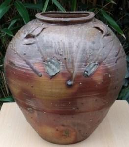 Nic Collins 44cm tall jar