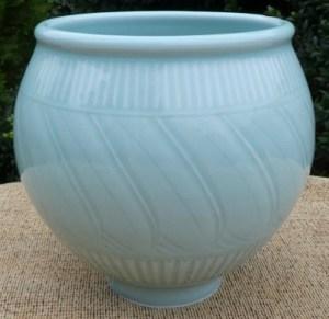 Derek Emms (1929 - 2004) deep porcelain bowl