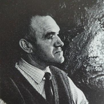 Frank Fidler – Tachiste artist