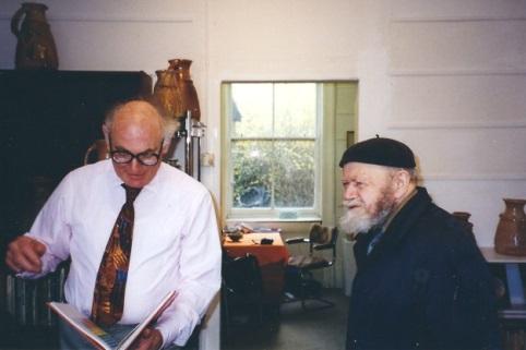 Trevor Coldrey and Bill Ismay