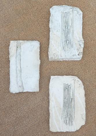 Sara Radstone wall sculpture