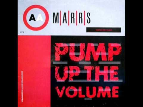 MARS - Pump up the volume