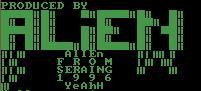Alien from Seraing