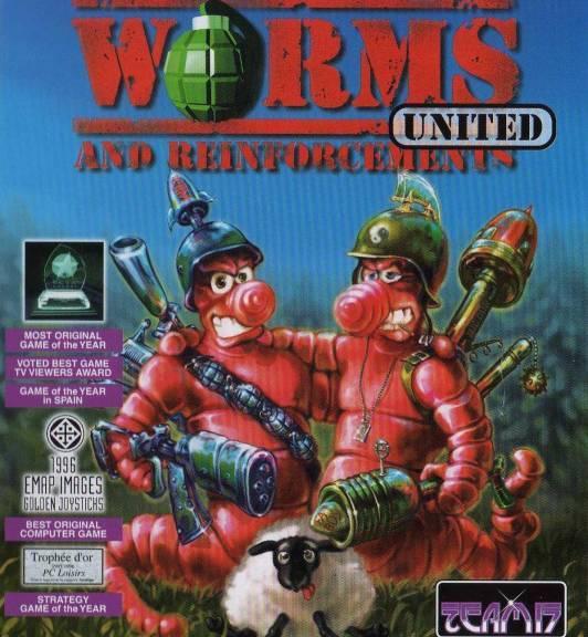 Worms Rehenforcement - Team 17