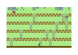 Panic'64 - C64 (Interceptor Software, 1983)