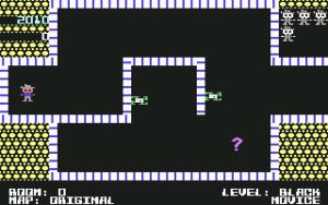 Shamus - C64 (Synapse Software, 1983)