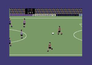 International Soccer - C64 (Commodore, 1983)