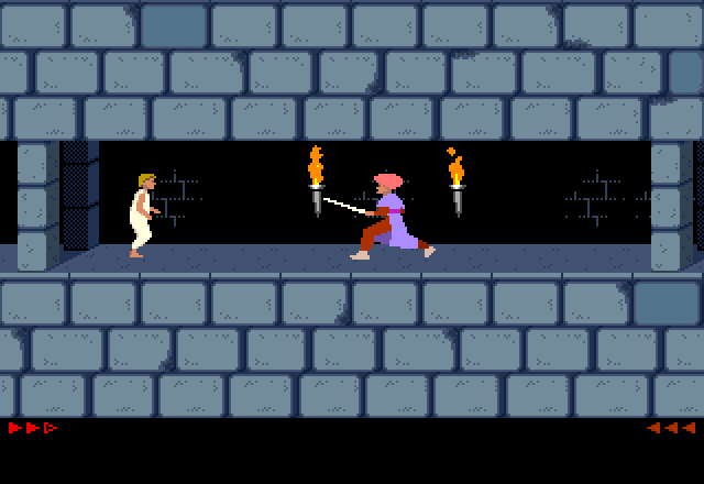 Prince of Persia - PC (Broderbund Software, 1989)