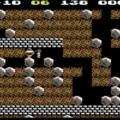Boulder Dash (1984 First Star Software)