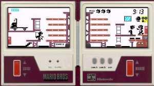 Mario Bros - G&W (Nintendo 1983)