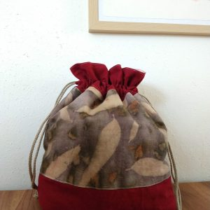sustainable eco project bag