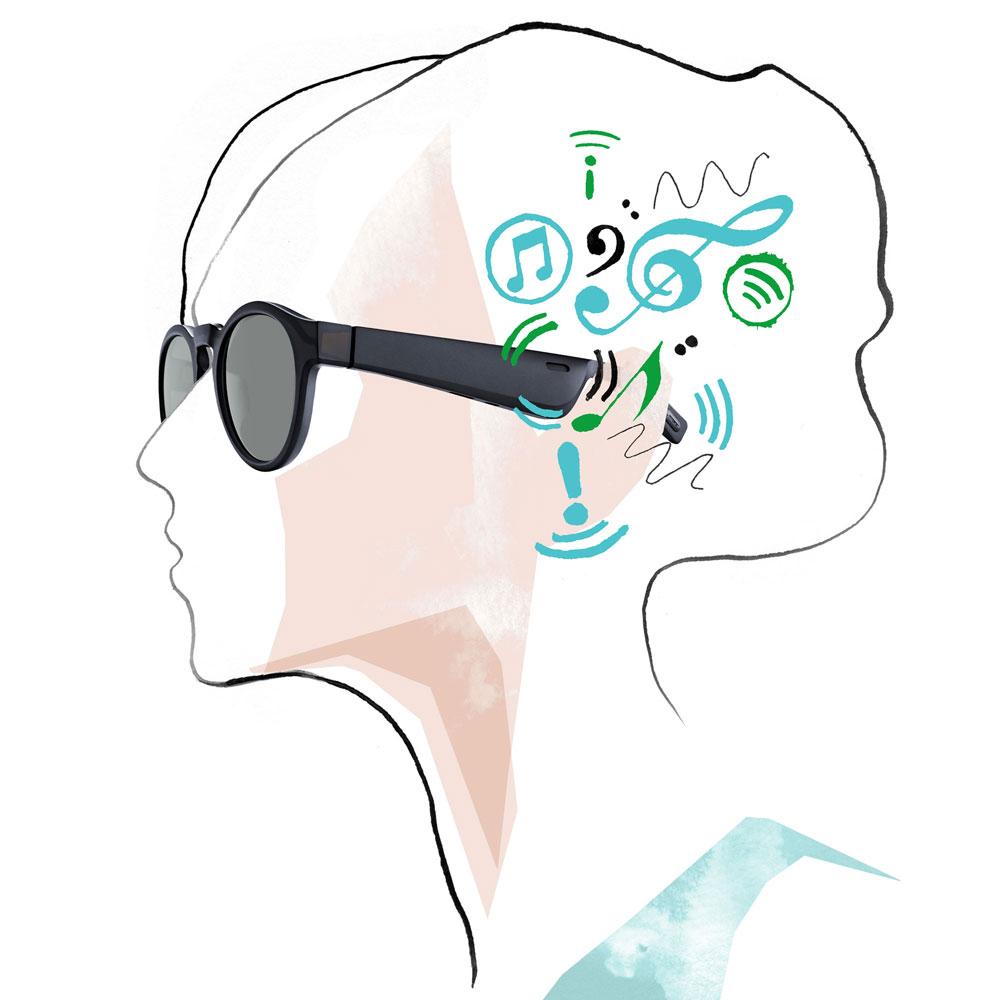 Bose-illustration