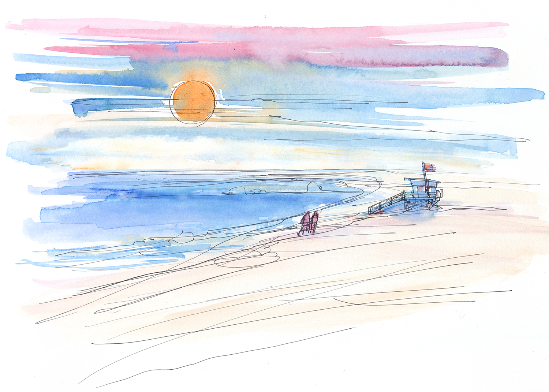 veronica_lawlor_la_beach