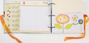 meri meri greeting card organizer