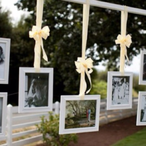 Family Photos Decoration // Studio 3 Custom Framing