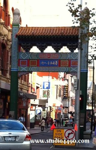 Chinatown Melbourne, Australia