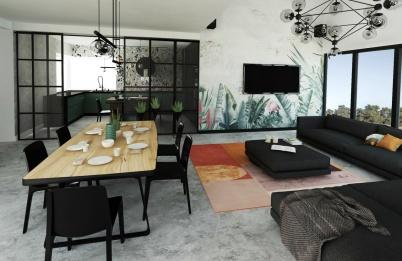 Jak zaprojektować salon w mieszkaniu