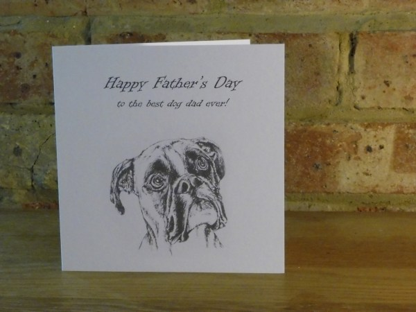 Father's Day Cards - Dog Themed
