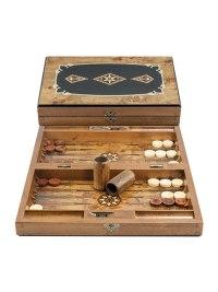 Classic Medium Size Backgammon