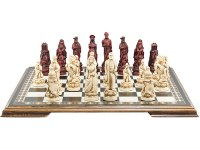 American Civil War Chess Set