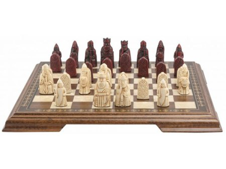 Medieval Masked Chess Set