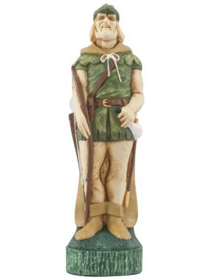 Robin Hood Chess Pieces