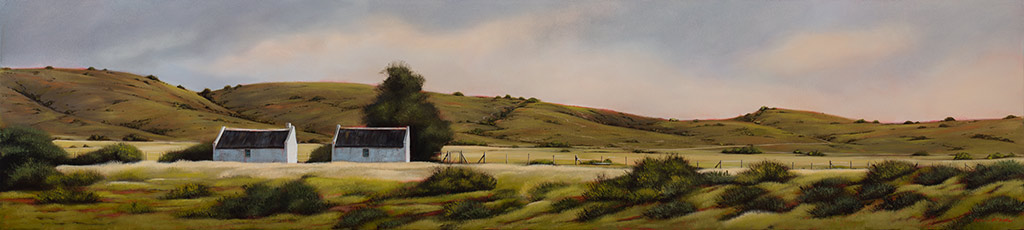 Ladismith-728-by Donne Mckellar-oil on canvas