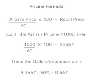 Pricing Formula - Winter Life Group Exhibition