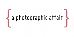 a photographic affair logo