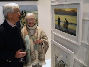 The Studio Art Gallery's 100 Years Tribute Exhibition