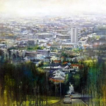 The Studio Art Gallery - Bellevue Road by Karen Wykerd