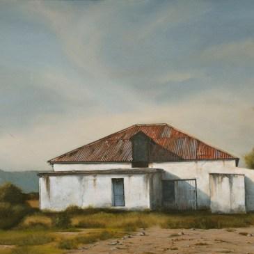 The Studio Art Gallery - Arniston Afternoon (845) by Donna McKellar